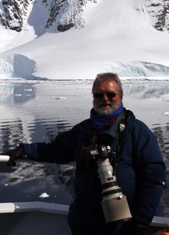 Dr Mike Pienkowski